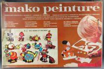 Mako Painting - Box N°3 Boc Boboc Boloboc - Mako 1971 Ref 4217/3 MIB