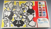 Mako Peinture - Boite N°3 Boc Boboc Boloboc - Mako 1971 Réf 4217/3 Neuf Boite