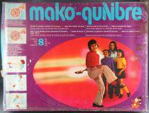 Mako-quilibre - Jeu de Société - Mako 1973 Réf 9032 Neuf Boite Cellophanée