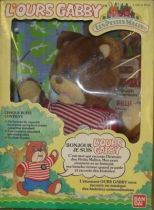 Mapletown - Sylvanian families - Gabby Bear - 14\'\' talking plush doll