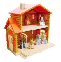 Mapletown - Sylvanian families - Maple Town General Store (Bear\'s Store) - Bandai/Epoch