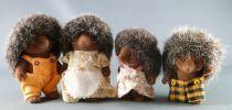 Mapletown - Sylvanian families - The Bramble Hedgehog\'s Family