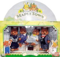 Mapletown - Sylvanian families - The Fox Family