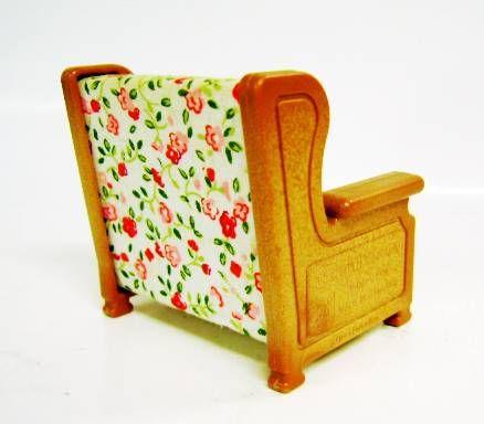 Mapletown - Sylvanian families - Village - Furnitures set - Armchair (loose) - Bandai/Epoch