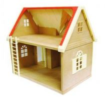 Mapletown - Village - Sylvanian families - Sylvanian Village - Orchard Cottage (mint in box) - Tomy/Epoch
