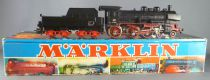 Marklin 3098 Ho Db Steam Locomotive Type 460 N° 381807 3 Tracks with box