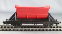 Märklin 4413 Ho Wagon 2 axles with tipping bucket