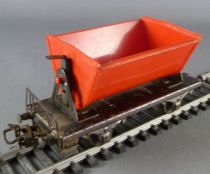 Märklin 4513 Ho Wagon 2 axles with tipping bucket