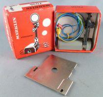 Märklin 7036 Ho Sncf Signal Disque Avancé Commande Electrique Neuf Boite 2