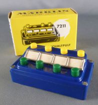 Märklin 7211 Ho Switch Panel Mint in Box