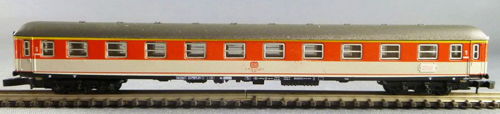 Märklin 8720 Ech Z Db Voiture Grande Ligne Aüm 1ère Cl en boite