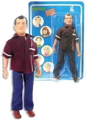 Married With Children Series 2 Al Bundy Action Figure USA