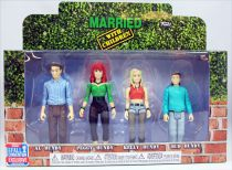 Married with children - Funko action-figure - Al, Peggy, Kelly & Bud Bundy (Fall Convention Exclusive)