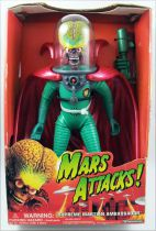 Mars Attacks! - Trendmasters - 12 inches Supreme Martian Ambassador