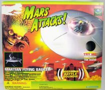 Mars Attacks! - Trendmasters - Martian Flying Saucer