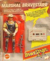 Marshal BraveStarr with Audio Tape