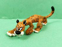 Marsupilami - Figurine PVC Plastoy - Jaguar