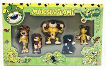 Marsupilami - Figurine PVC Plastoy - La Famille Marsupilami