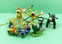 Marsupilami - Mini-Figurines PVC Plastoy - Les Marsupilamis