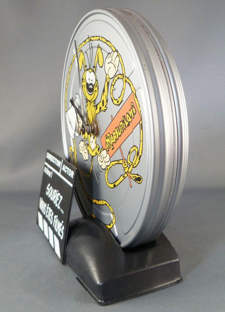 Marsupilami - Pendule Horloge à Poser Tropico Diffusion - Marsupilami Cinéaste