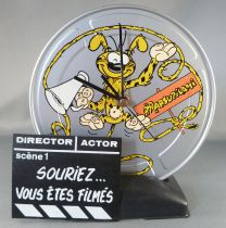 Marsupilami - Tropico Diffusion Clock - Marsupilami Movie Maker