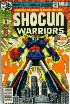 Marvel Comics - Shogun Warriors #1