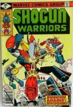 Marvel Comics - Shogun Warriors #6
