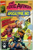 Marvel Comics - Toxic Avenger #2