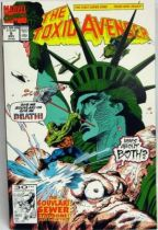Marvel Comics - Toxic Avenger #8