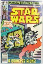 Marvel Comics Group - Star Wars n°30  A Princess Alone
