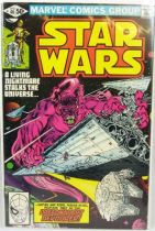 Marvel Comics Group - Star Wars n°46  Dreadnaught Devourer!