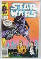 Marvel Comics Group - Star Wars n°93  Catspaw