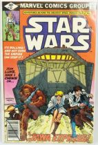 Marvel Comics Group - Star Wars n°32  The Jawa Express