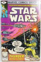 Marvel Comics Group - Star Wars n°34  Thunder in the Stars!