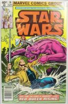 Marvel Comics Group - Star Wars n°36  Red Queen Rising!