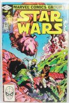 Marvel Comics Group - Star Wars n°59  Bazarre