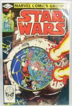 Marvel Comics Group - Star Wars n°61  Screams in the Void!