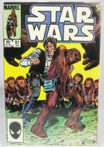 Marvel Comics Group - Star Wars n°91  Wookiee World