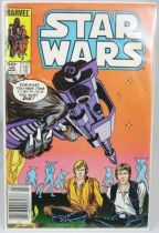 Marvel Comics Group - Star Wars n°93  Catspaw