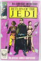 Marvel Comics Group - Star Wars Return of the Jedi n°1  In the Hands of Jabba the Hutt