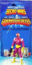 Marvel Guerres Secrètes - Baron Zemo (loose avec cardback) - Mattel