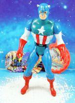 Marvel Guerres Secrètes - Captain America (loose) - Mattel