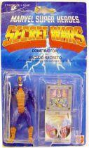 Marvel Guerres Secrètes - Constrictor (carte Espagne) - Mattel