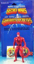 Marvel Guerres Secrètes - Daredevil (loose avec cardback) - Mattel