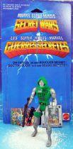 Marvel Guerres Secrètes - Doctor Doom / Docteur Fatalis (loose avec cardback) - Mattel