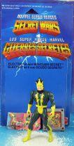 Marvel Guerres Secrètes - Electro (loose avec cardback) - Mattel