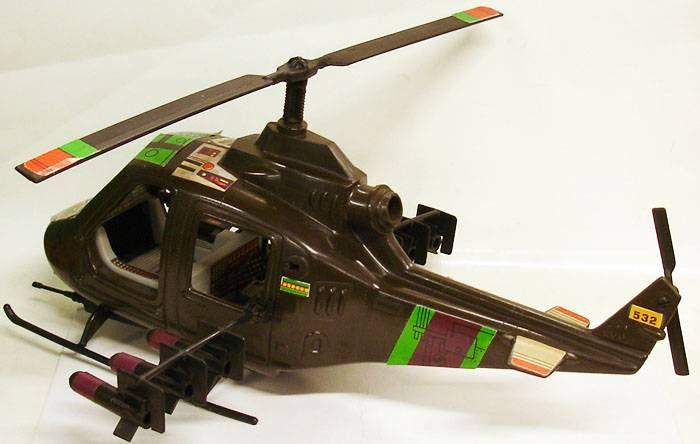 Marvel Guerres Secrètes - Fataliscopter (loose)