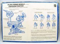 Marvel Guerres Secrètes - Freedom Fighter - Plate-forme Mobile (neuf en boite) 04