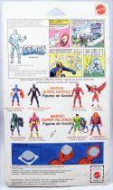 Marvel Guerres Secrètes - Iceman / Iceberg (carte Espagne)
