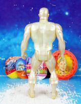 Marvel Guerres Secrètes - Iceman / Iceberg (loose avec cardback) - Mattel